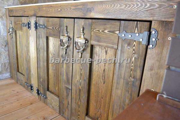 дверцы для барбекю
